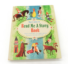 McCall's Read Me A Story Book Margaret Van Doren Bevans Leonar Weisgard ... - $8.99