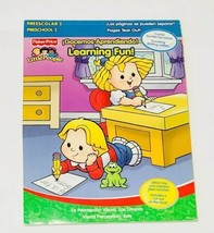 Fisher Price Kids Activity Learning Notepad - $9.90