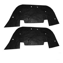 1957 Bel Air 150 210 Nomad A-Arm Seal inner fenders with staples 2 pc - $11.35