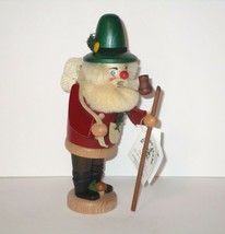 """Straco Land Germany new Smoker HIKER ~9"""" Tall Erzgebirge NWT Handcrafted - $59.00"""