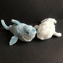 "Disney Store Bruce Shark Plush Toy Finding Nemo Stuffed Animal 10"" Sea Lion Lot - $12.86"