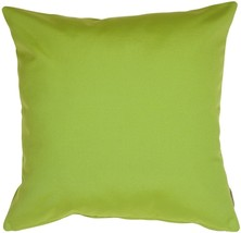Pillow Decor - Sunbrella Macaw Green 20x20 Outdoor Pillow - $39.95