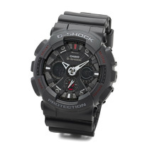 New Casio G-Shock GA120-1A The X-Large Combi Men Watch - $84.03