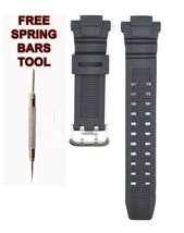 Compatible Casio G SHOCK GW-3000 26mm Black Rubber Watch Strap CAS109 - $24.74