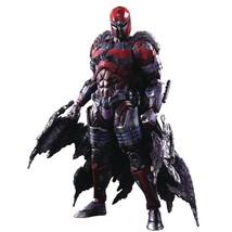 Square Enix Marvel Universe Variant Play Arts Kai: Magneto Action Figure... - $168.25