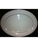 """13.5"""" Platter in Maywood Pattern by Lenox Cosmopolitan Collection NWT - $200.00"""