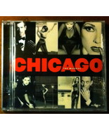 Chicago [1996 Broadway Revival Cast] by Original Cast (CD, Jan-1997, RCA) - $16.00