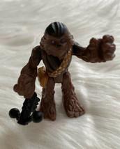 "Star Wars Imaginext Chewbacca Action Figure 2011 Hasbro Toy Mini 2"" - $11.87"