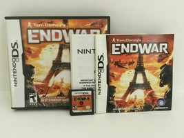 End War (Nintendo DS, 2008) CIB, USA SELLER - $3.79