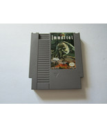The Immortal Nintendo NES Cartridge Only Authentic CLEANED & TESTED 1990 - $10.44