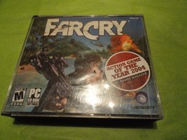 Far Cry (PC, 2004) - great game for older pc's - $8.09
