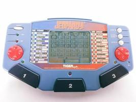 Jeopardy Handheld Electronic Game 1995 Tiger Electronics 1 Cartridge - $11.75