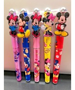 1Set /5pcs Disney Mickey & Minnie Fountain Pen New 2017 - $26.72