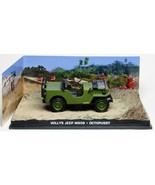 James Bond 007 Willys Jeep M606 Octopussy 1/43 Eaglemoss - $11.00