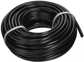DIG B38P 1/4' X 50' Poly Black MicroTubing - $7.95