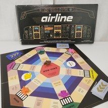 1985 Airline Board Game A World of Fun Mulgara Complete  - $39.55