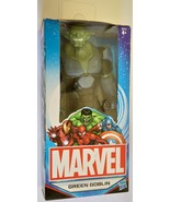 "Marvel Green Goblin 6"" Action Figure Hasbro - $15.00"