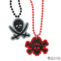 Pirate Bead Necklaces - $19.85
