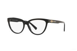 VERSACE Eyeglass Frames VE3264B GB1 53 Black  For Women Optical Frame - $109.99