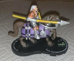 2001 Wizkids 112 Heavy Lancer 35 D & D Tabletop Game Piece - $7.39