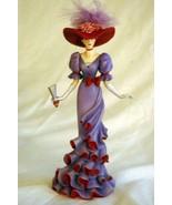 "Thomas Kinkade 2006 Festive Affair Figurine 7 1/2"" - $27.71"