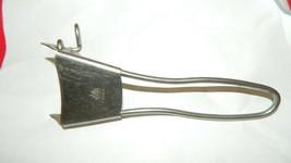 Vintage Flameware Meetal Handle Fits 832-B & 833-B Pyrex Saucepans Free Usa Ship - $15.88