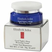 ⭐️⭐️⭐️⭐️⭐️ Elizabeth Arden Good Night's Sleep Restoring Cream 1.7oz NEW - $24.89