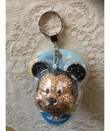 MICKEY MOUSE BLING TAPE MEASURE KEY CHAIN - $20.00