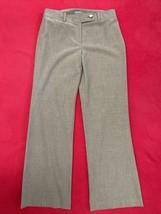 Ann Taylor Margot Women's Size 8 Rayon Blend Pants Beige - $11.88