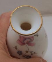 "Vase in Rosemeade by Wedgwood 5"" image 3"