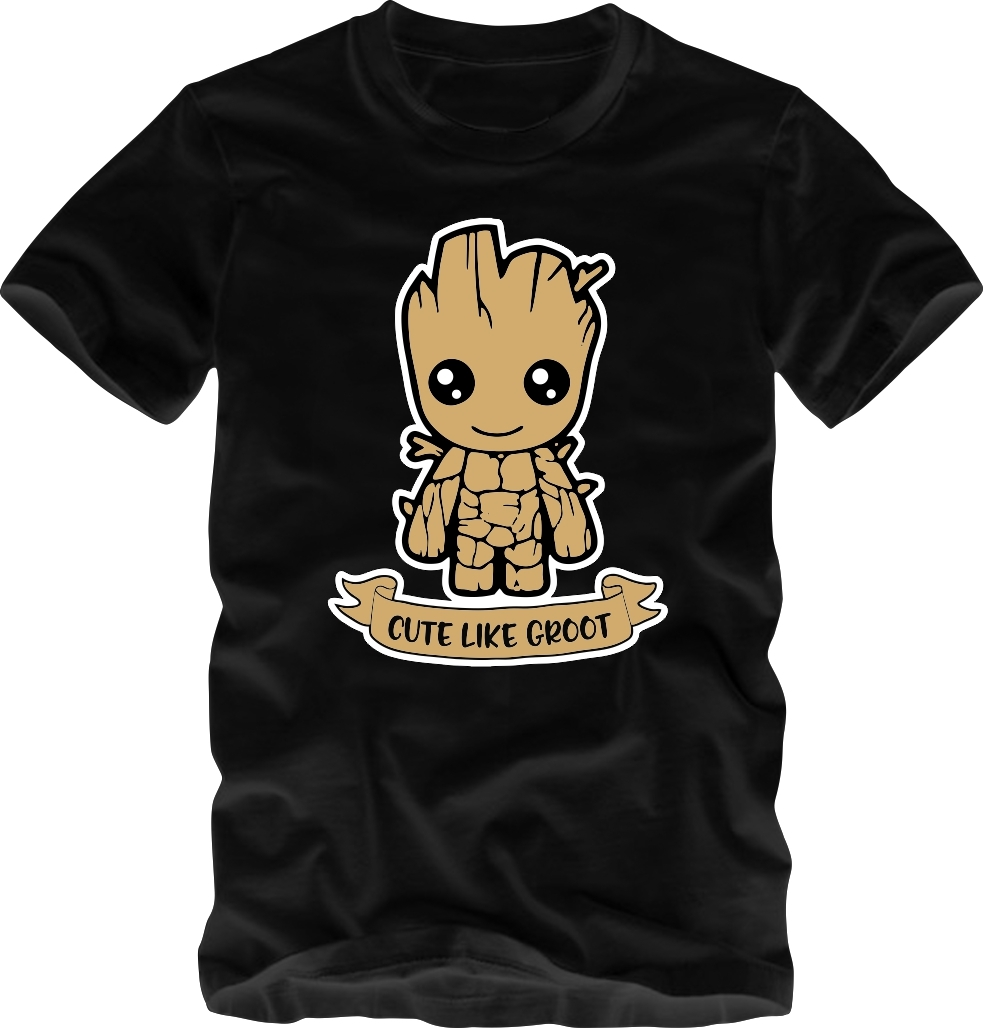 Groot, Baby Groot, Cute like Groot, Guardians of the Galaxy, T-Shirt Disneyland for sale  USA