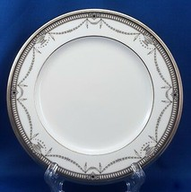 "Noritake Chamberlain Bread and Butter Plate Black Gray Platinum 6-3/4"" 4705 - $16.83"