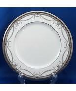 "Noritake Chamberlain Bread and Butter Plate Black Gray Platinum 6-3/4"" 4705 - $16.83"
