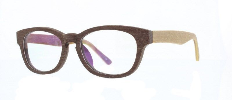 dbbfc44858 Ebe Prescription Glasses Mens Womens Brown Wooden Bold Wood Texture Full  Frame -  24.17 -  26.65