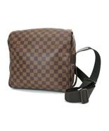 Authentic LOUIS VUITTON Naviglio Damier Ebene Crossbody Shoulder Bag #36820 - $593.10