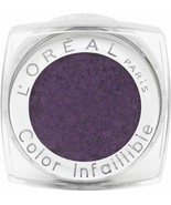 Loreal Color Infallible Eyeshadow #005 Purple Obsession ( 2 Pieces ) - $12.99