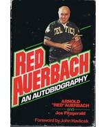Red Auerbach 1977 Autobiography Hardcover Book Celtics - $24.74