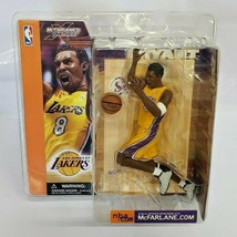 Kobe Bryant 2002 McFarlane NBA Sports Picks Series 1 Action Figure LA LA... - $70.13