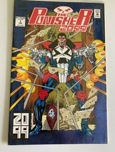 The Punisher 2099 # 1 Comic Book blue foil cover near mint - $9.40