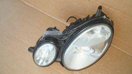 03-06 Mercedes W211 E320 E500 HID Xenon AFS Adaptive Headlight Driver Left LH image 5