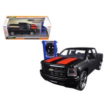 2014 Chevrolet Silverado Pickup Truck Matt Black Just Trucks with Extra ... - $40.80
