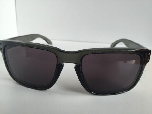 Oakley HOLBROOK OO9102-65 55mm Transparent Green/Gray Men's Sunglasses