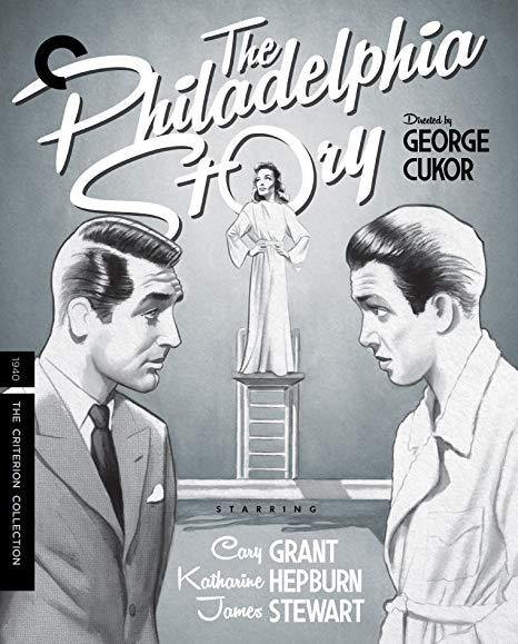 The Philadelphia Story Criterion Collection [Blu-ray]