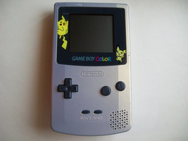 GameBoy Color Pokémon Edition Gold & Silver Handheld System NEW SCREEN ... - $64.99
