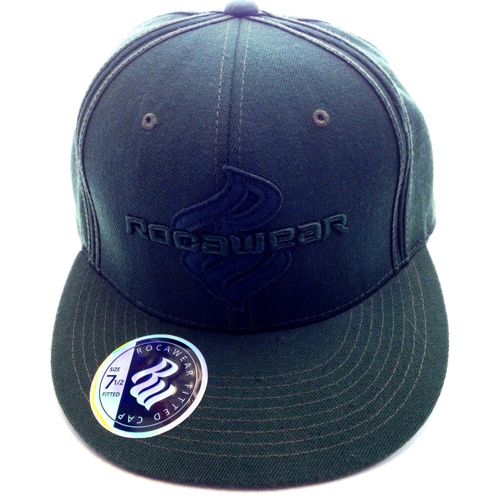 Primary image for ROCAWEAR MEN'S, BASEBALL CAP, RW F357 PACKER GREEN