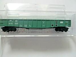 Micro-Trains # 10500350 Penn Central 50' Steel Side Gondola, 14 Panel N-Scale image 1