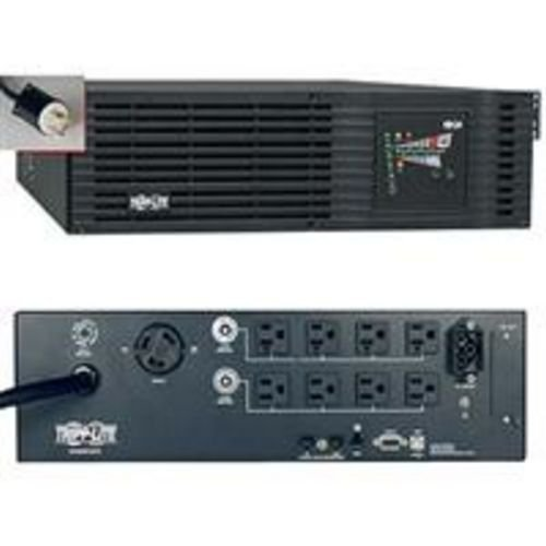 TRIPP LITE smart online 3000va 9-outlets 120v db9 3u-rack/tower slot xl - $1,648.99