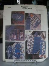 Vogue 1528 Travel Accessories Pattern - $9.89