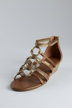 Lucky Brand Naraa Woven Demi-Wedge Sandals New 8.5 M - $28.84
