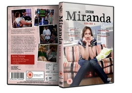 BBC Comedy DVD - Miranda Series 1 DVD - $20.00